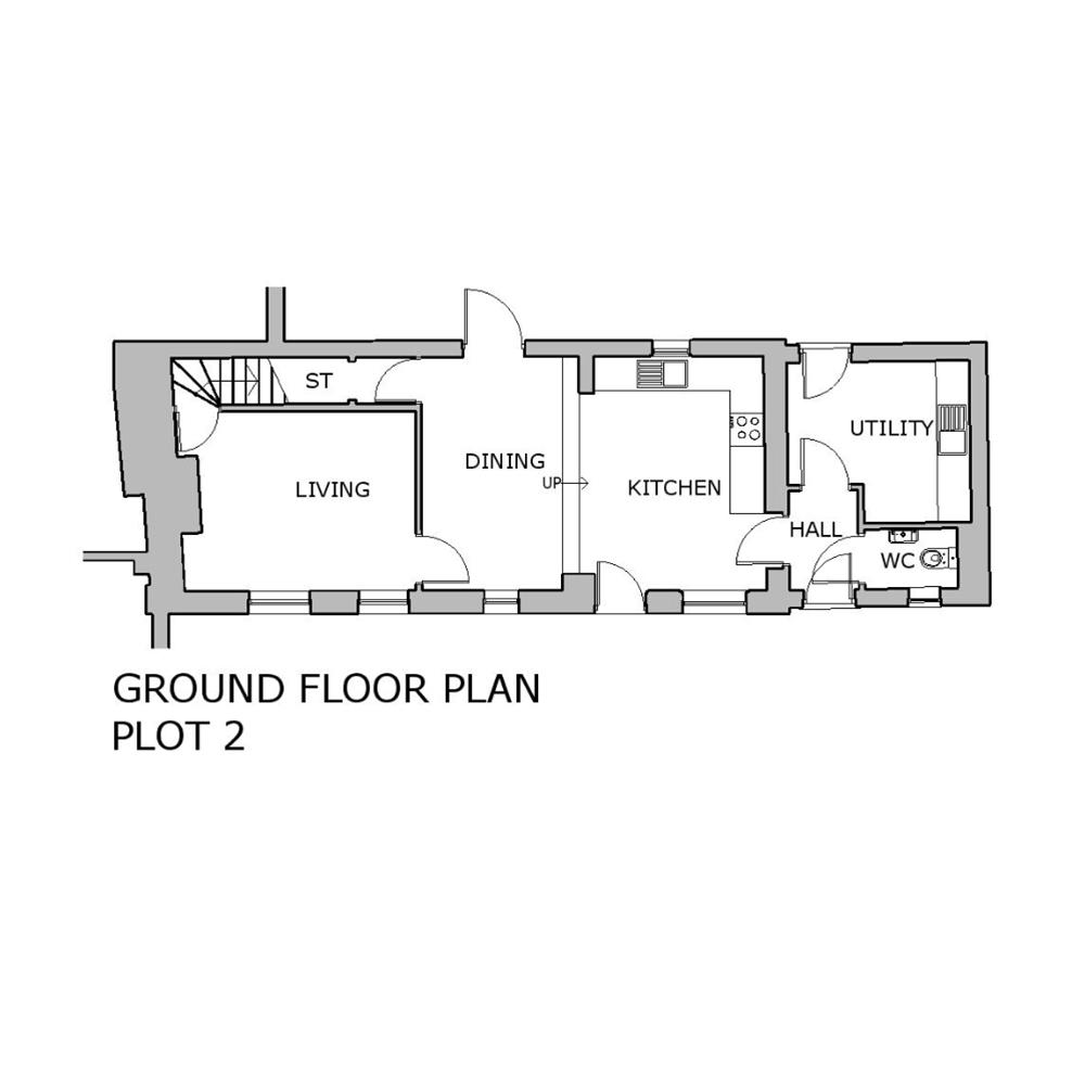 Plot 2 - Rosemary Cottage